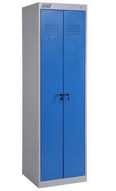 Шкаф Для Одежды металлический ШРЭК-22-530
