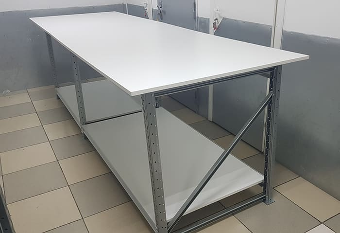 Раскройный стол 1000х2000х1000